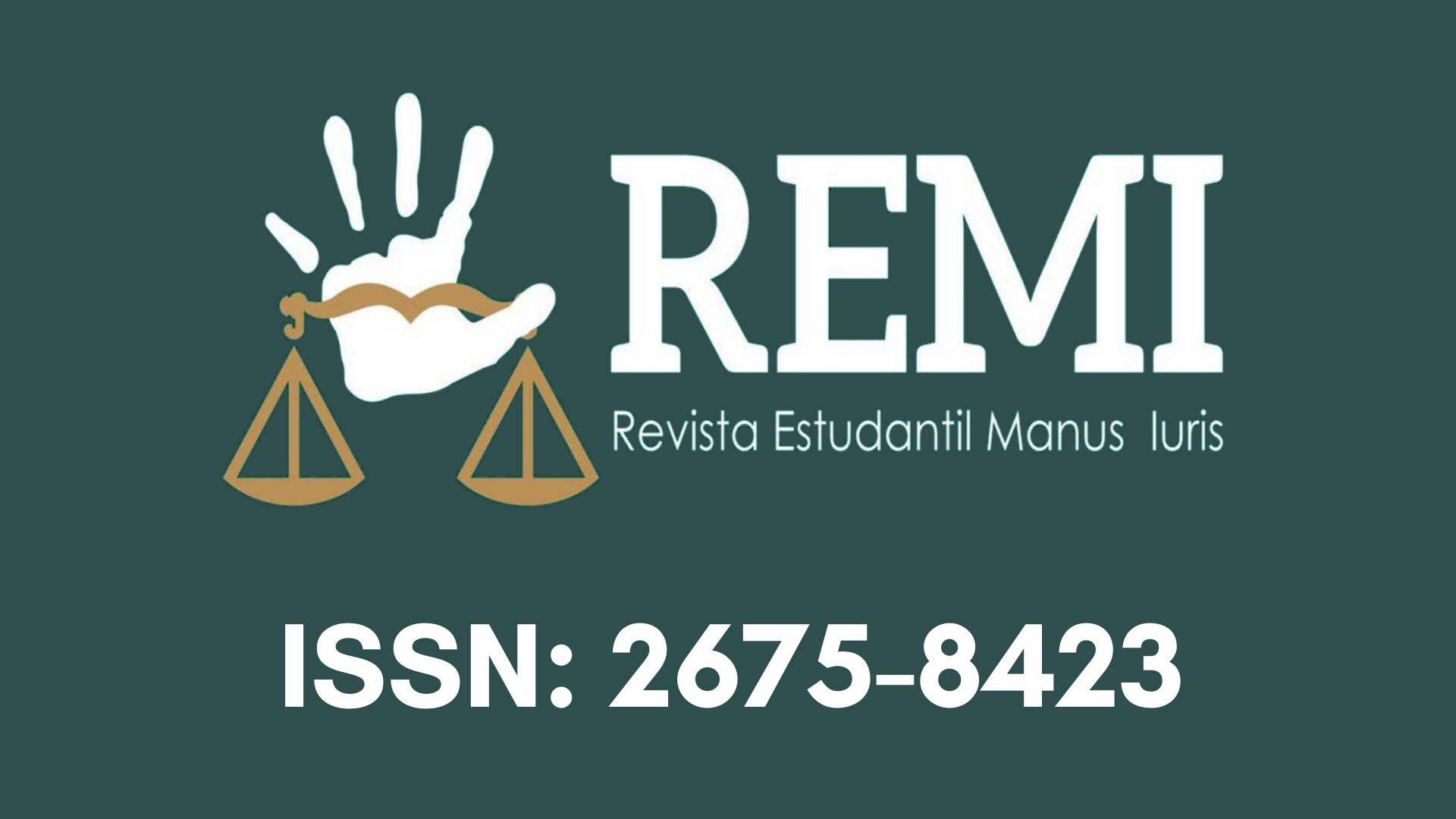 Revista Estudantil Manus Iuris